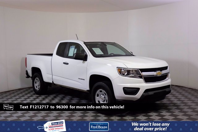 2015 Chevrolet Colorado Extended Cab RWD, Pickup #C00700X - photo 1