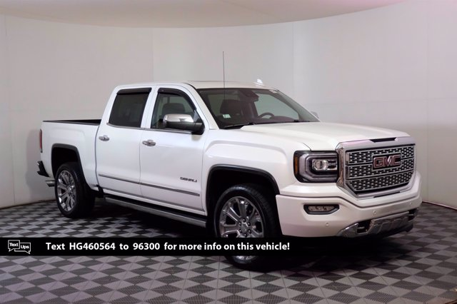 2017 GMC Sierra 1500 Crew Cab 4x4, Pickup #C00730X - photo 1