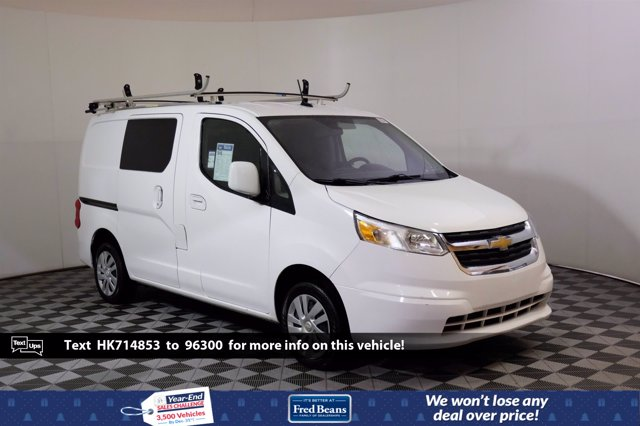 2017 Chevrolet City Express FWD, Upfitted Cargo Van #C00787X - photo 1