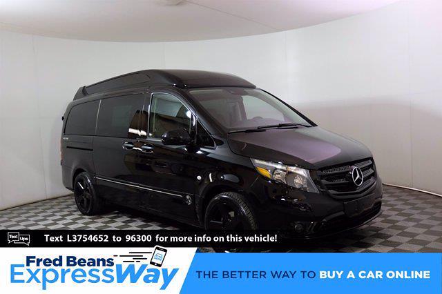 2020 Mercedes-Benz Metris 4x2, Empty Cargo Van #C10018P - photo 1