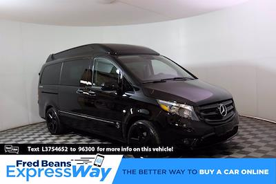2020 Mercedes-Benz Metris, Empty Cargo Van