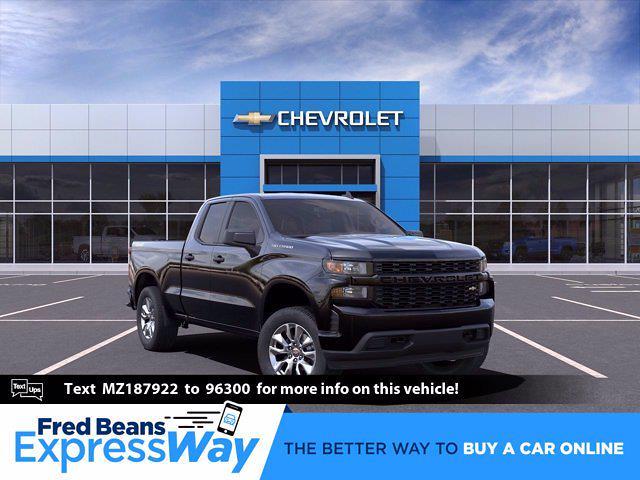 2021 Chevrolet Silverado 1500 Double Cab 4x4, Pickup #C10134 - photo 1