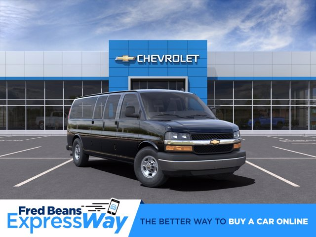 2021 Chevrolet Express 2500 4x2, Empty Cargo Van #C10182 - photo 1