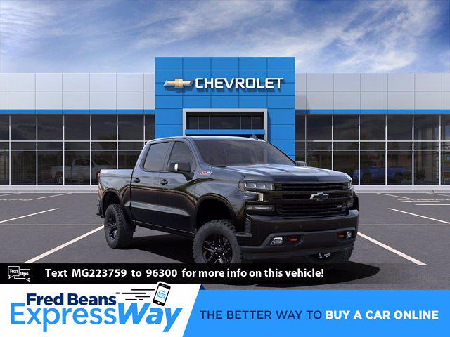 2021 Chevrolet Silverado 1500 Crew Cab 4x4, Pickup #C10203 - photo 1