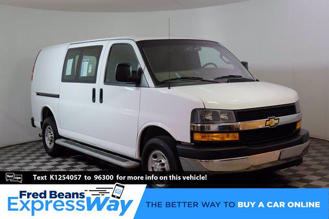 2019 Chevrolet Express 2500 4x2, Empty Cargo Van #C10227X - photo 1