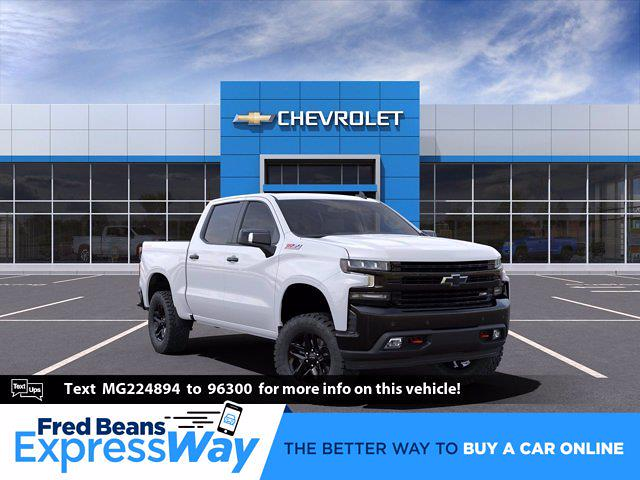 2021 Chevrolet Silverado 1500 Crew Cab 4x4, Pickup #C10231 - photo 1