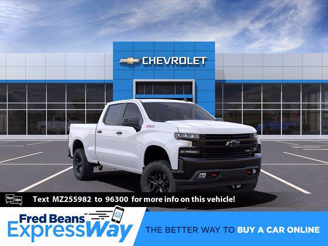 2021 Chevrolet Silverado 1500 Crew Cab 4x4, Pickup #C10249 - photo 1