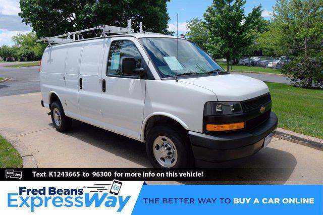2019 Chevrolet Express 2500 4x2, Empty Cargo Van #C10336X - photo 1