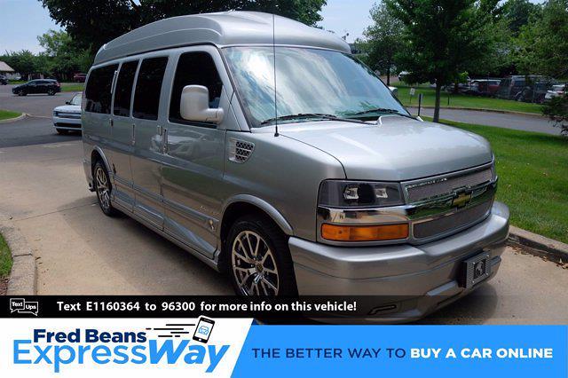 2014 Chevrolet Express 1500 4x2, Passenger Wagon #C10361X - photo 1