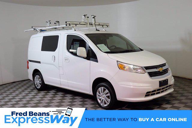 2015 Chevrolet City Express FWD, Upfitted Cargo Van #C10365X - photo 1