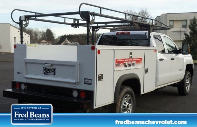 Fred Beans Chevy >> Chevrolet Service Body Trucks | Doylestown, PA