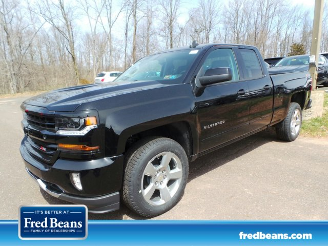 2018 Silverado 1500 Double Cab 4x4,  Pickup #C80318 - photo 1