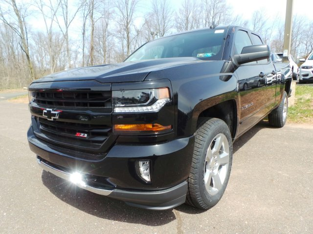 2018 Silverado 1500 Double Cab 4x4,  Pickup #C80318 - photo 6