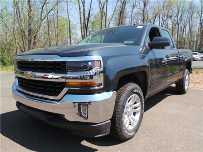 2018 Silverado 1500 Double Cab 4x4,  Pickup #C80339 - photo 6