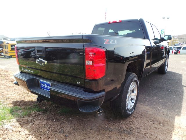 2018 Silverado 1500 Double Cab 4x4,  Pickup #C80353 - photo 5
