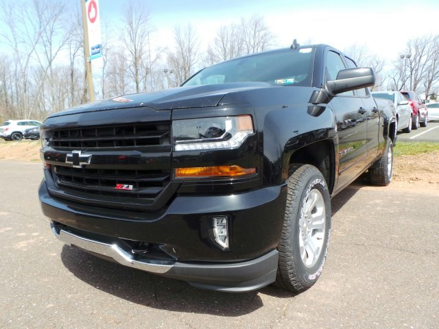 2018 Silverado 1500 Double Cab 4x4,  Pickup #C80353 - photo 6