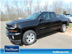 2018 Silverado 1500 Double Cab 4x4,  Pickup #C80353 - photo 1