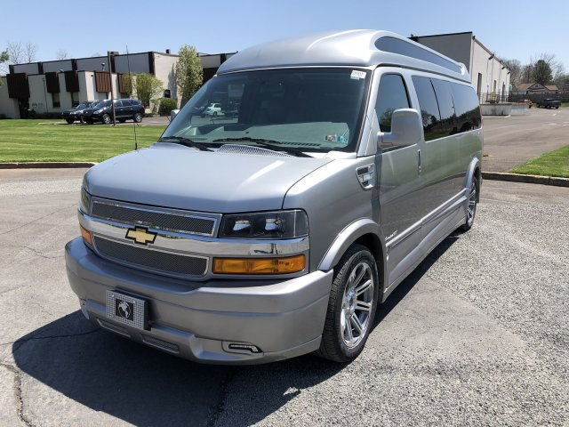 2018 Express 2500 4x2,  Passenger Wagon #C80415 - photo 8