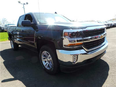 2018 Silverado 1500 Double Cab 4x4,  Pickup #C80447 - photo 3