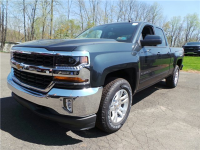 2018 Silverado 1500 Double Cab 4x4,  Pickup #C80447 - photo 6