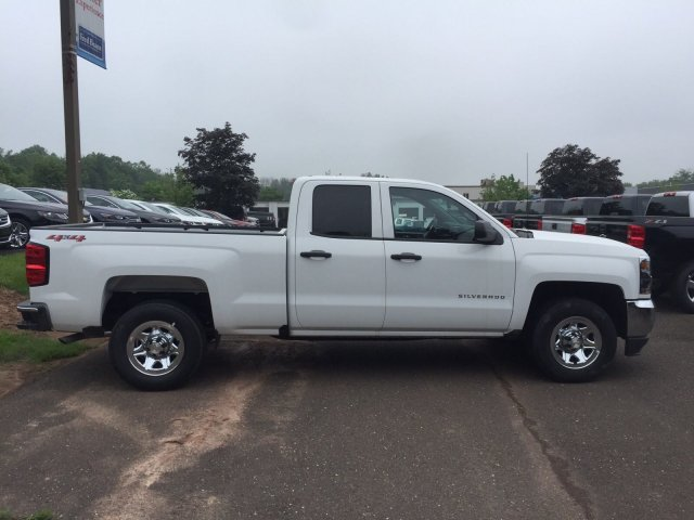2018 Silverado 1500 Double Cab 4x4,  Pickup #C80458 - photo 4