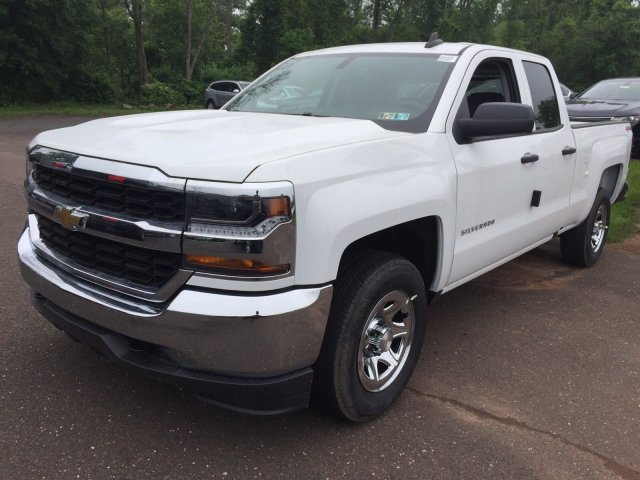 2018 Silverado 1500 Double Cab 4x4,  Pickup #C80458 - photo 6