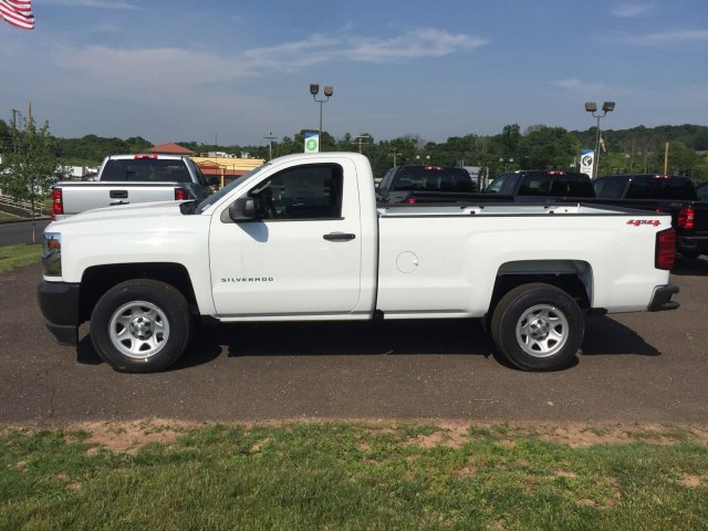 2018 Silverado 1500 Regular Cab 4x4,  Pickup #C80462 - photo 7