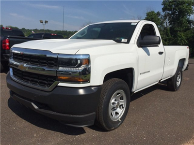 2018 Silverado 1500 Regular Cab 4x4,  Pickup #C80462 - photo 6
