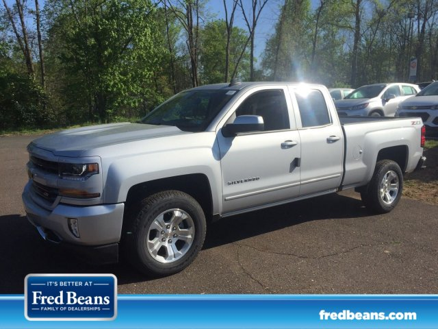 2018 Silverado 1500 Double Cab 4x4,  Pickup #C80563 - photo 1