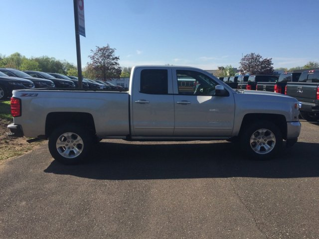 2018 Silverado 1500 Double Cab 4x4,  Pickup #C80563 - photo 4