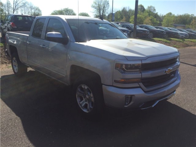 2018 Silverado 1500 Double Cab 4x4,  Pickup #C80563 - photo 3