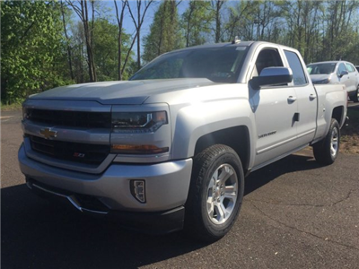 2018 Silverado 1500 Double Cab 4x4,  Pickup #C80563 - photo 6