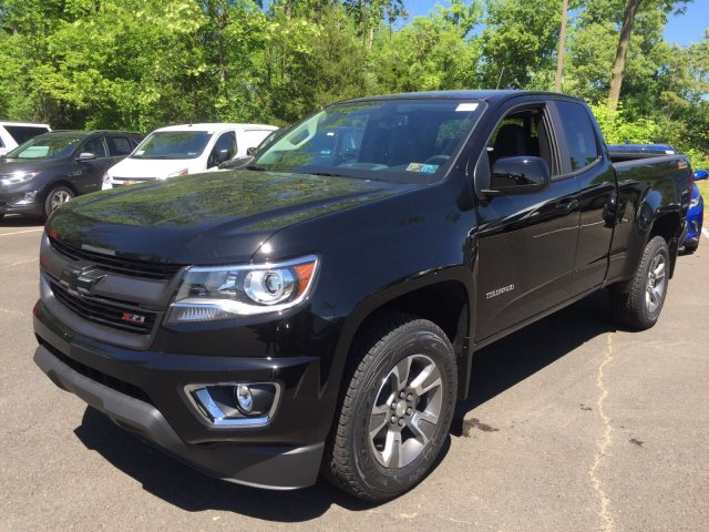 2018 Colorado Extended Cab 4x4,  Pickup #C80577 - photo 6
