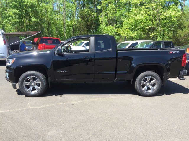 2018 Colorado Extended Cab 4x4,  Pickup #C80577 - photo 7