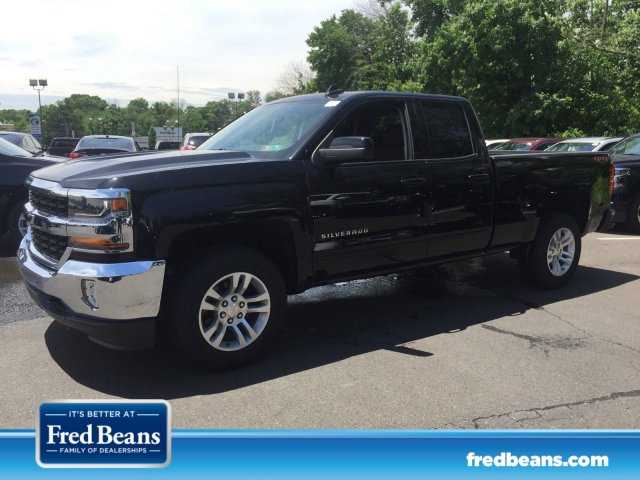 2018 Silverado 1500 Double Cab 4x4,  Pickup #C80581 - photo 1