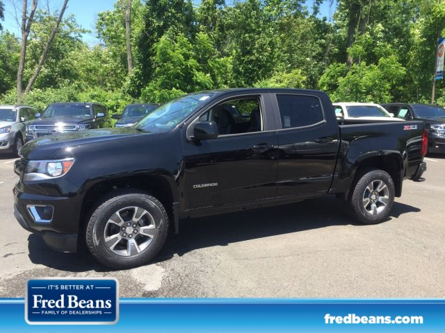 2018 Colorado Crew Cab 4x4,  Pickup #C80607 - photo 1