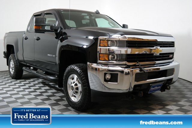 2018 Silverado 2500 Double Cab 4x4,  Pickup #C80616 - photo 1