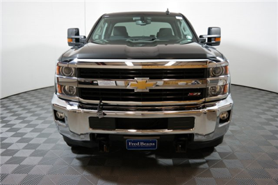 2018 Silverado 2500 Double Cab 4x4,  Pickup #C80616 - photo 12