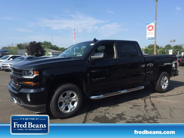 2018 Silverado 1500 Crew Cab 4x4,  Pickup #C80713 - photo 1