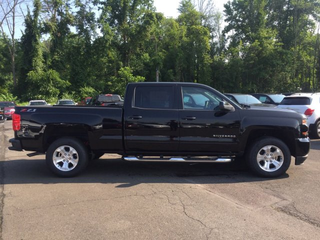 2018 Silverado 1500 Crew Cab 4x4,  Pickup #C80713 - photo 4
