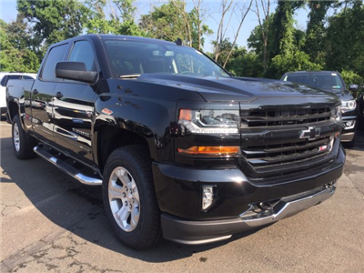 2018 Silverado 1500 Crew Cab 4x4,  Pickup #C80713 - photo 3