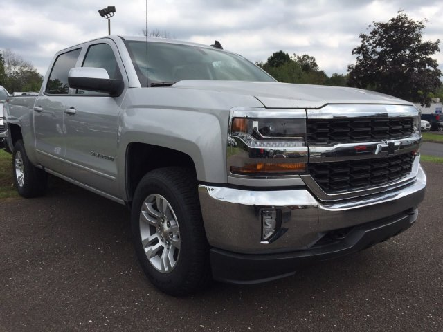 2018 Silverado 1500 Crew Cab 4x4,  Pickup #C80747 - photo 3