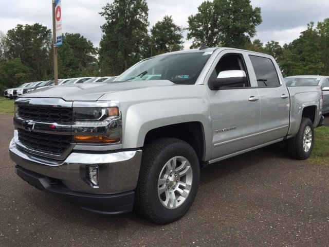 2018 Silverado 1500 Crew Cab 4x4,  Pickup #C80747 - photo 8