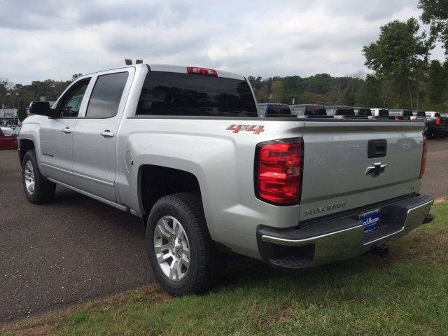 2018 Silverado 1500 Crew Cab 4x4,  Pickup #C80747 - photo 2