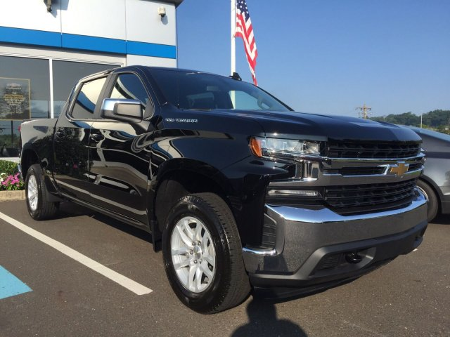 2019 Silverado 1500 Crew Cab 4x4,  Pickup #C90048 - photo 3