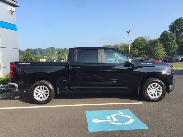 2019 Silverado 1500 Crew Cab 4x4,  Pickup #C90048 - photo 4
