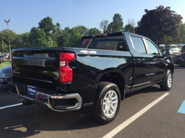 2019 Silverado 1500 Crew Cab 4x4,  Pickup #C90048 - photo 2