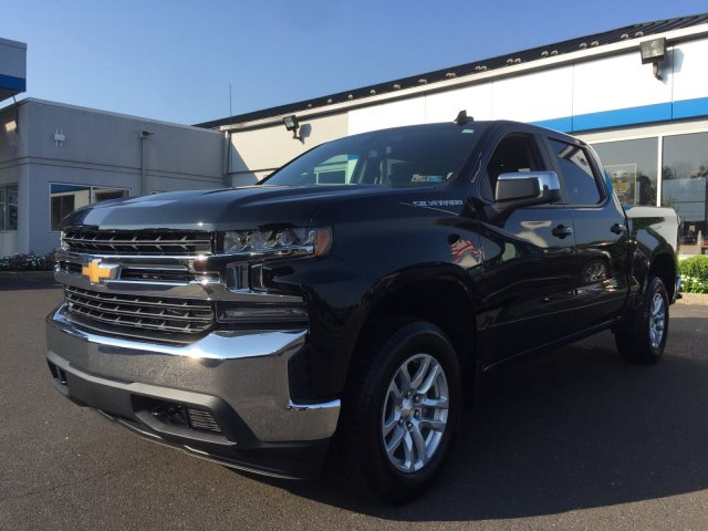 2019 Silverado 1500 Crew Cab 4x4,  Pickup #C90048 - photo 7