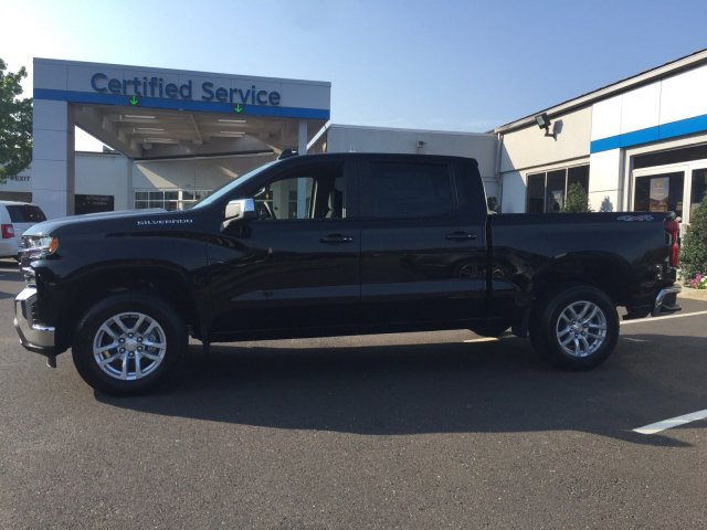2019 Silverado 1500 Crew Cab 4x4,  Pickup #C90048 - photo 8
