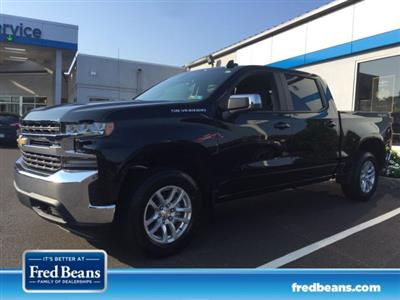 2019 Silverado 1500 Crew Cab 4x4,  Pickup #C90048 - photo 1